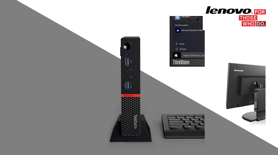 Lenovo ThinkCentre M73 Tiny Desktop